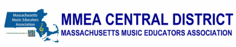 Central District - Massachusetts Music Educators' Association